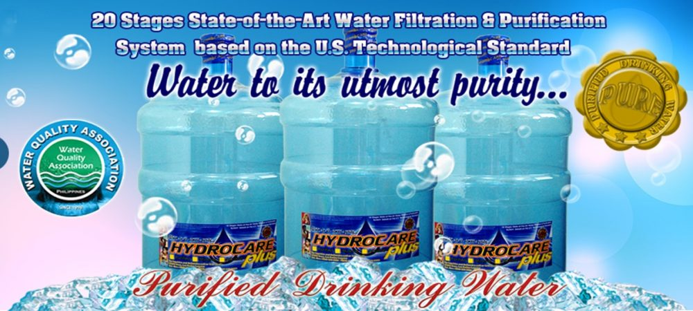water purified machine